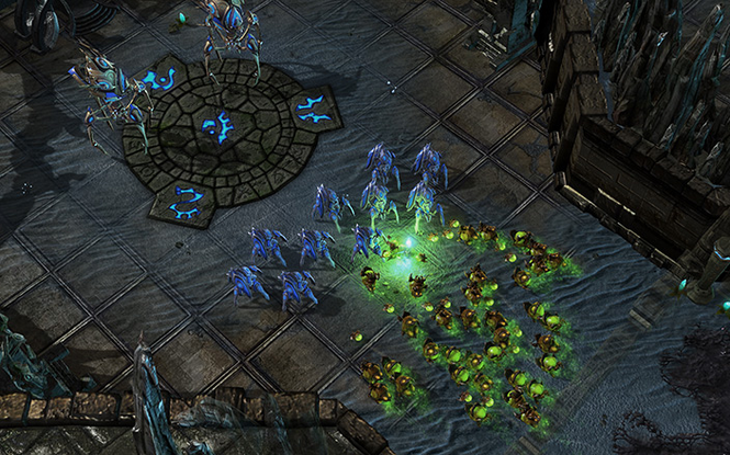 StarCraft II: Starter Edition Screenshot 2
