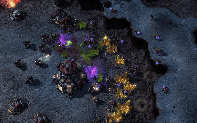 StarCraft II: Starter Edition Screenshot 1