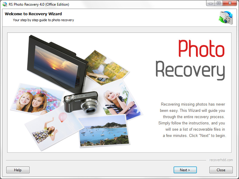 RS Photo Recovery Screenshot 5