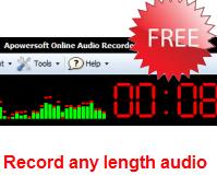 Apowersoft Free Audio Recorder Screenshot 2