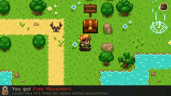 Evoland Screenshot 3