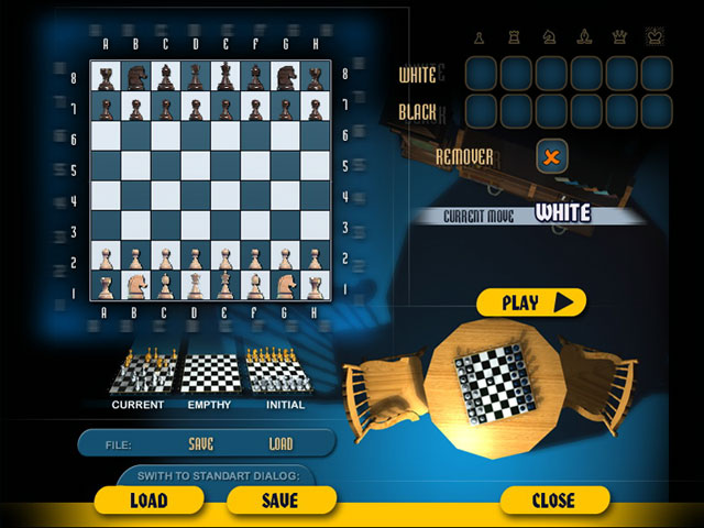 Knight's Gambit Screenshot