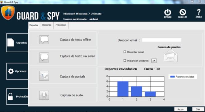 Guard & Spy Screenshot 2