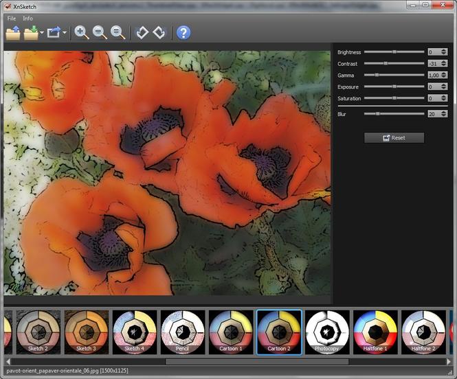 XnSketch Screenshot 2