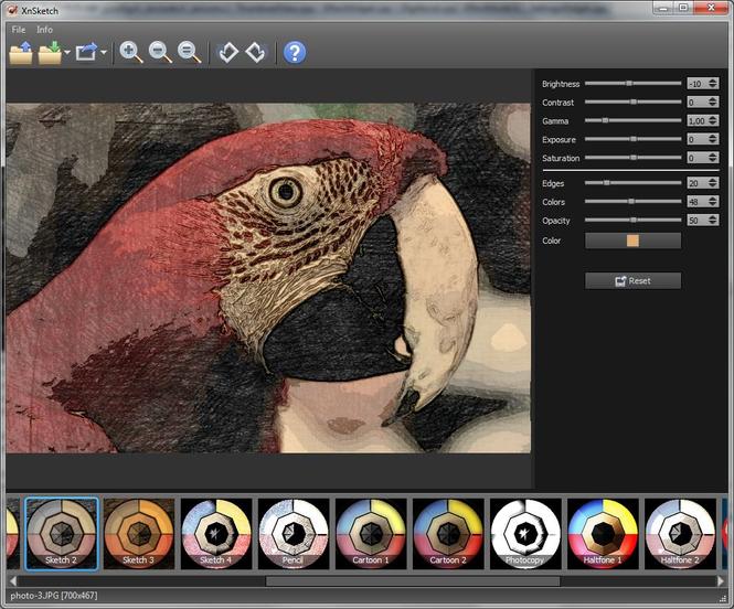 XnSketch Screenshot 3