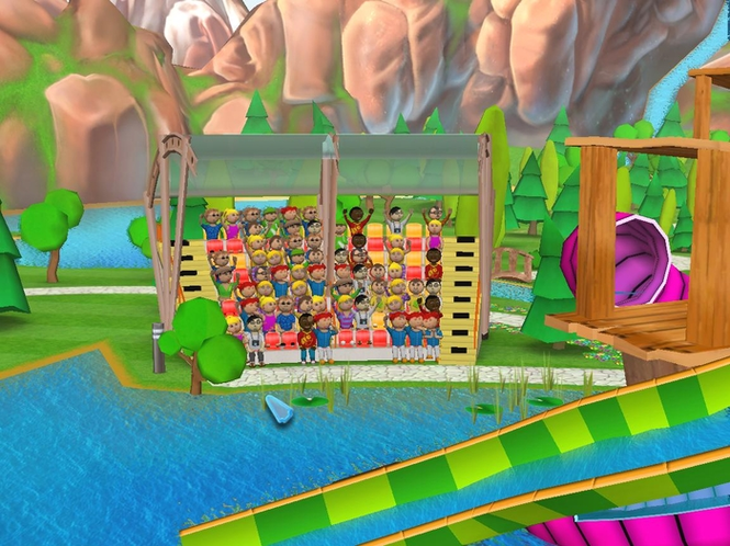 Aqua Park Tycoon Screenshot