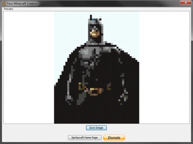 Spritecraft Screenshot 2
