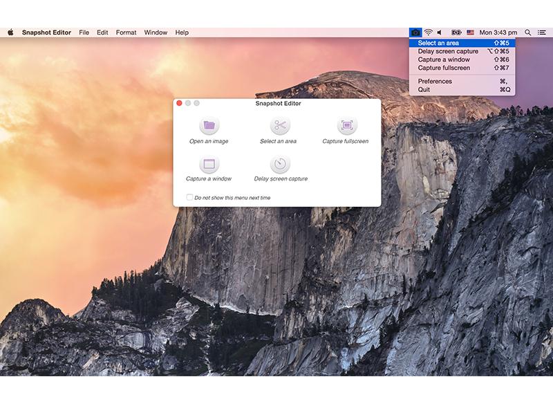Snapshot Editor for Mac Screenshot 5
