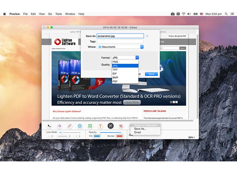 Snapshot Editor for Mac Screenshot 4