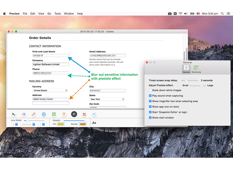 Snapshot Editor for Mac Screenshot 6