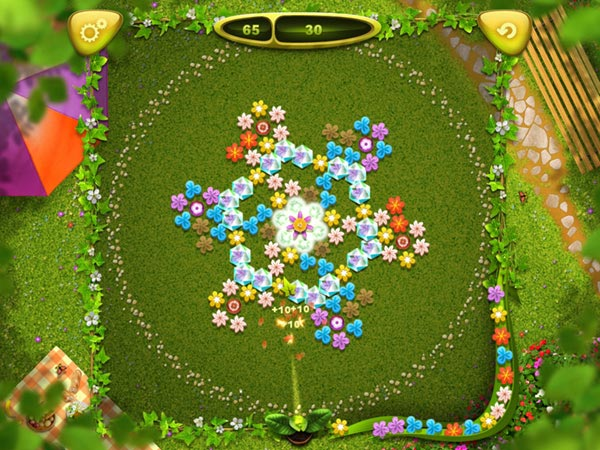 Magic Petals Fiesta Screenshot 1