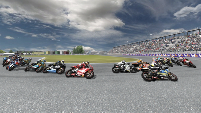 MotoGP 08 Screenshot 5