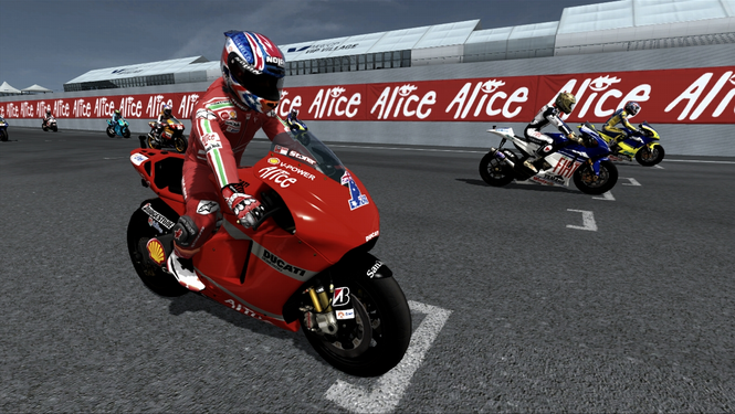 MotoGP 08 Screenshot 7