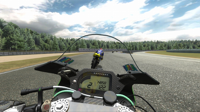 MotoGP 08 Screenshot 10