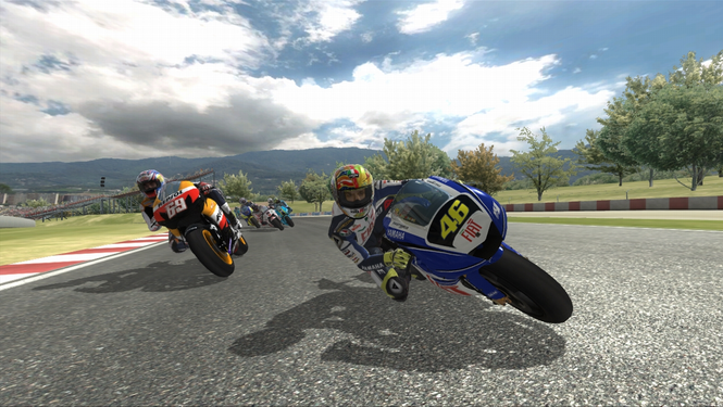 MotoGP 08 Screenshot 11