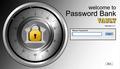 Password Bank Vault 1