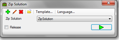 Zip Solution Screenshot