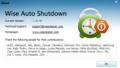 Wise Auto Shutdown 2