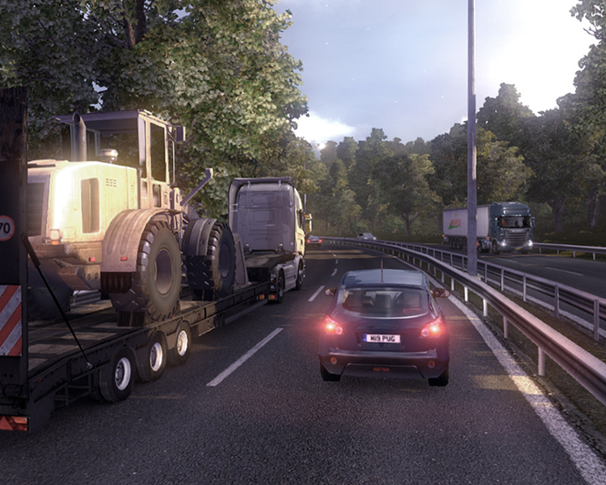 Euro Truck Simulator 2 Screenshot 4