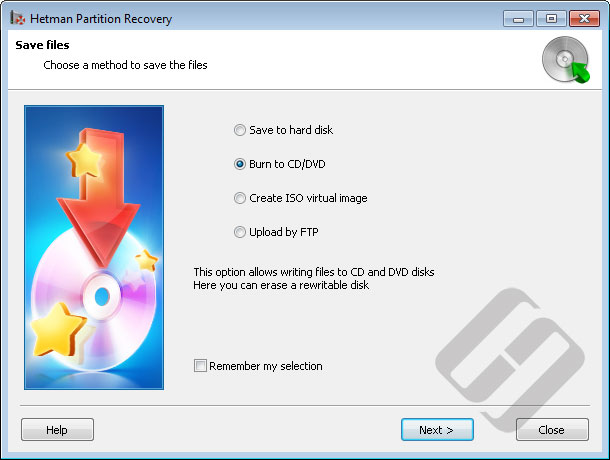 Hetman Partition Recovery Screenshot 7