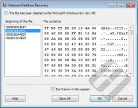 Hetman Partition Recovery Screenshot 11