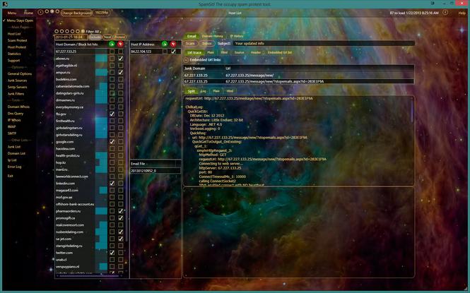 SpamSit Screenshot 4