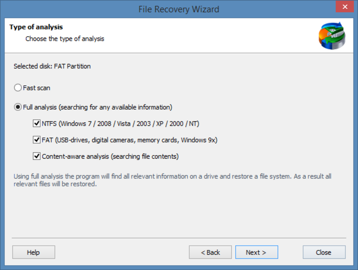 RS Partition Recovery Screenshot 3