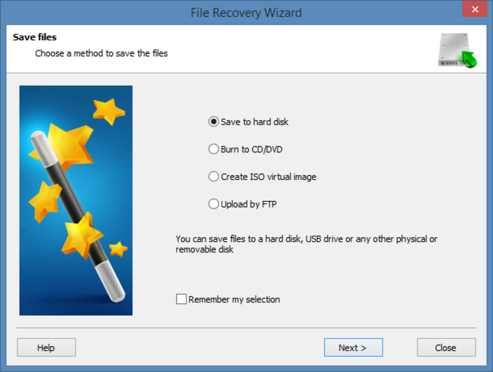 RS Partition Recovery Screenshot 4