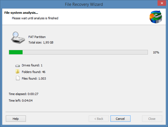 RS Partition Recovery Screenshot 5