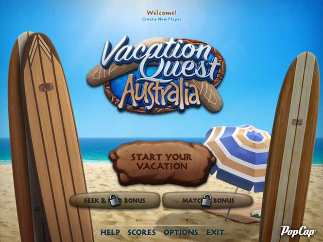 Vacation Quest - Australia Screenshot 2