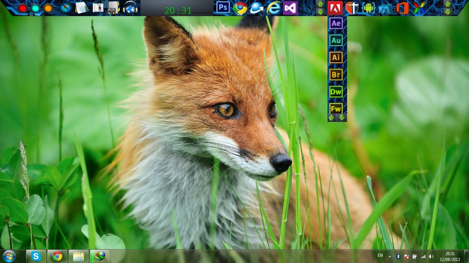 Xpeon-Bar Screenshot