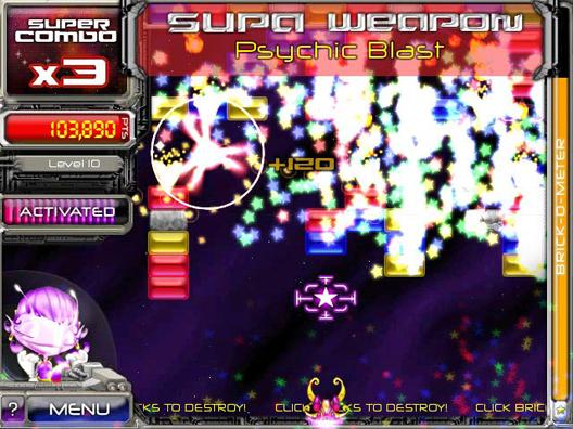 AstroPop Screenshot