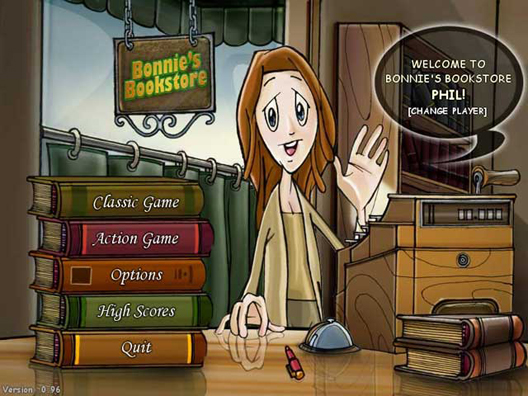 Bonnie's Bookstore Screenshot 3