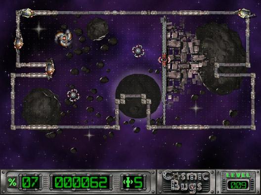 Cosmic Bugs Screenshot 3