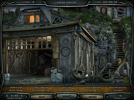 Escape Rosecliff Island Screenshot