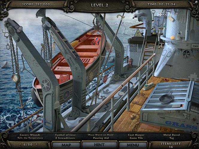 Escape The Emerald Star Screenshot