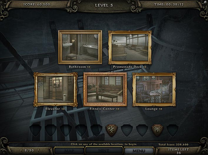 Escape The Emerald Star Screenshot 3