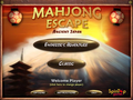 Mahjong Escape : Ancient Japan 1
