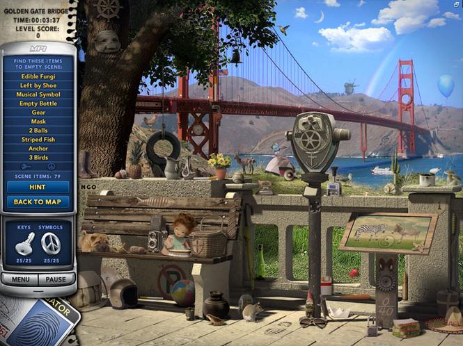 Mystery P.I. - Stolen in San Francisco Screenshot 2