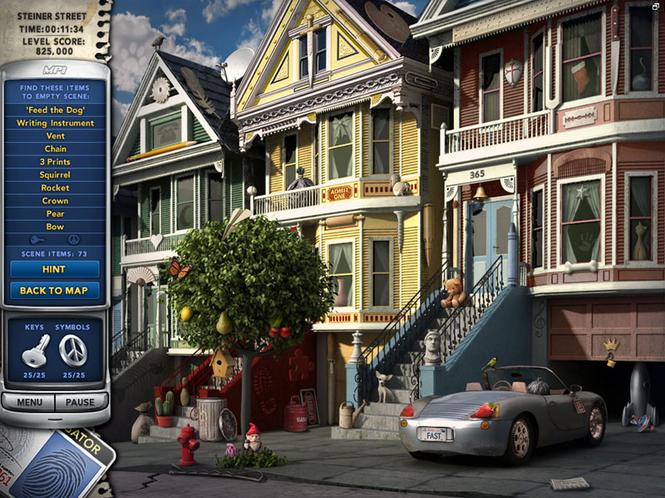 Mystery P.I. - Stolen in San Francisco Screenshot 3