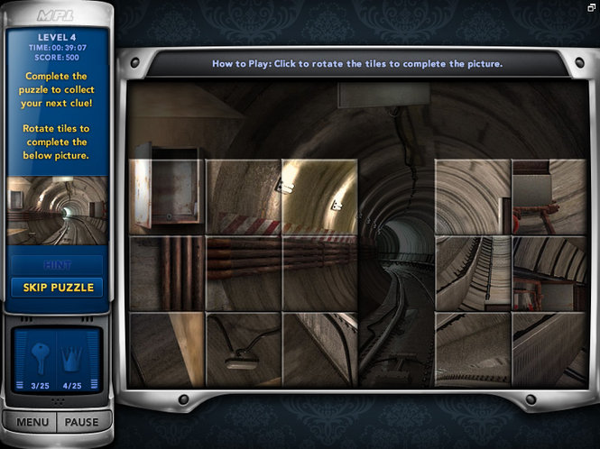 Mystery P.I. - The London Caper Screenshot 2