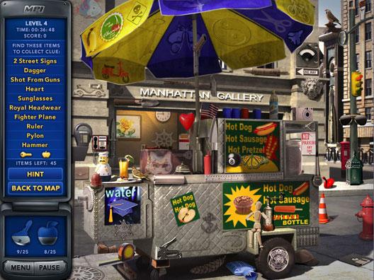 Mystery P.I. The New York Fortune Screenshot 2