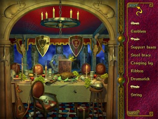 The Wizard's Pen Screenshot 2
