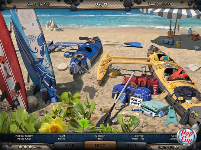 Vacation Quest - The Hawaiian Islands Screenshot