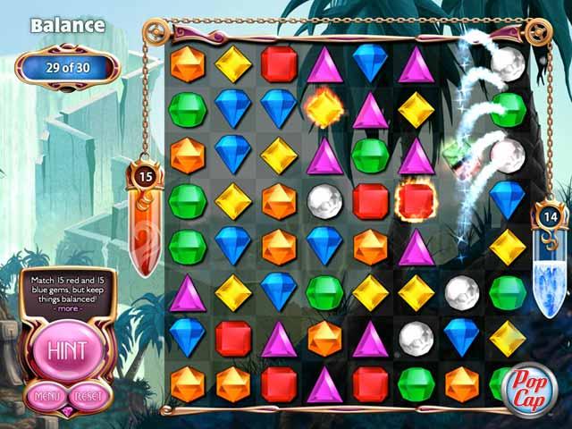 Bejeweled 3 Screenshot 1