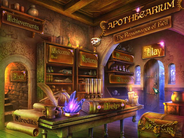Apothecarium - The Renaissance of Evil Premium Edition Screenshot 2
