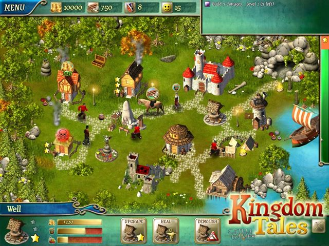 Kingdom Tales Screenshot 2