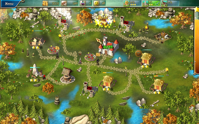 Kingdom Tales Screenshot 1