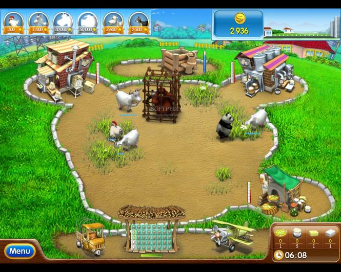Farm Frenzy 4 Screenshot 4