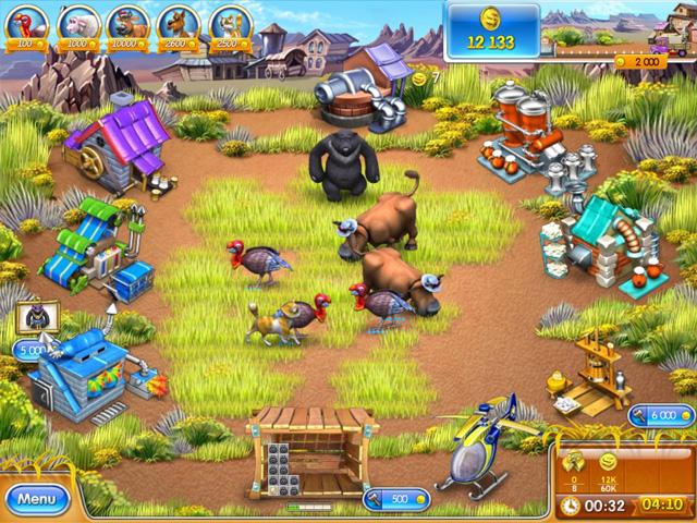 Farm Frenzy 4 Screenshot 3
